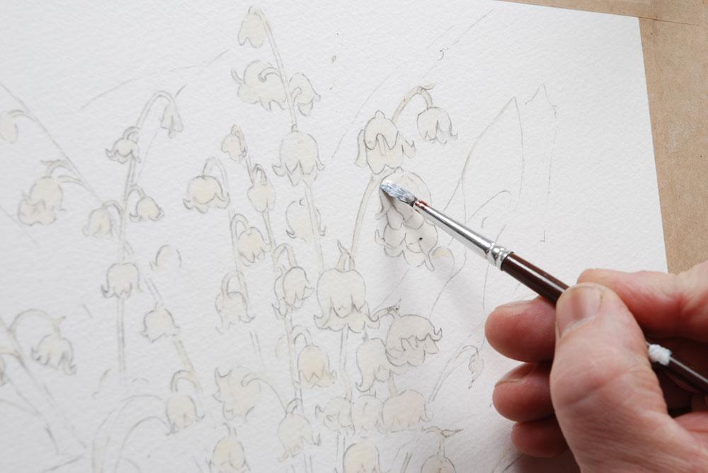Etape 1 Drawing