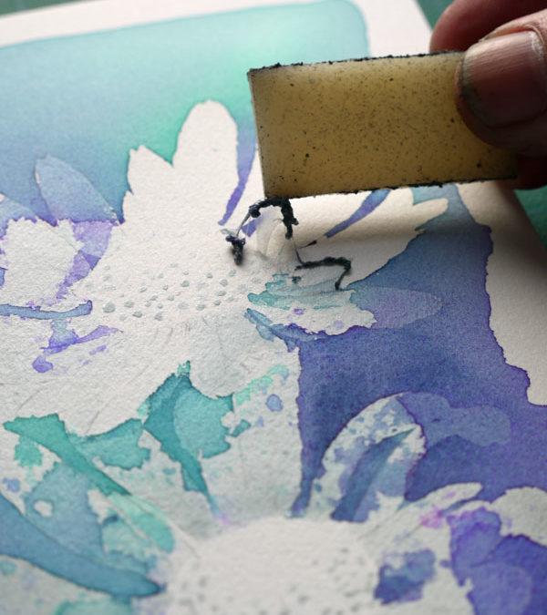 3 astuces pour utiliser le drawing gum