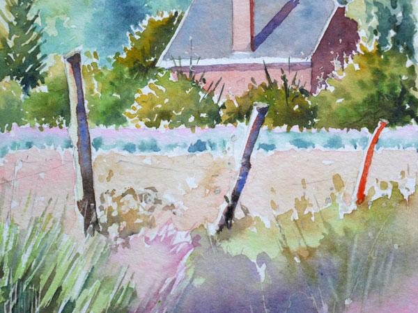 Optimisation aquarelle saint bomer poteaux 28
