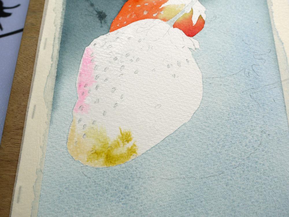 aquarelle-fraise-bas-lavis-13
