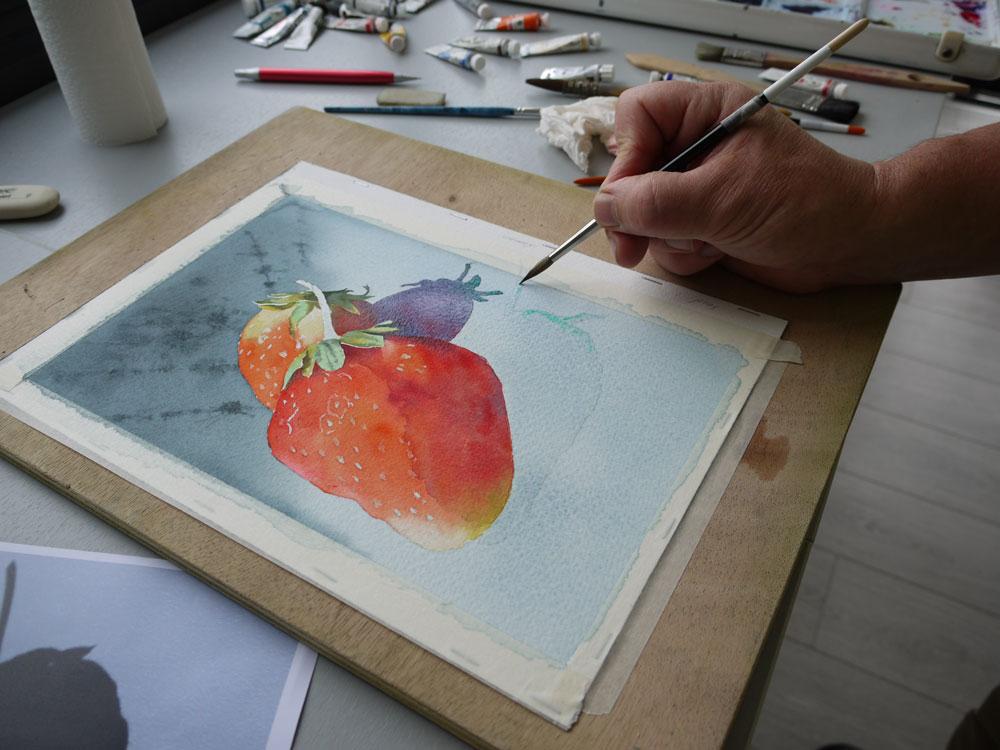 aquarelle-fraise-ombre-portee-fraise2-22