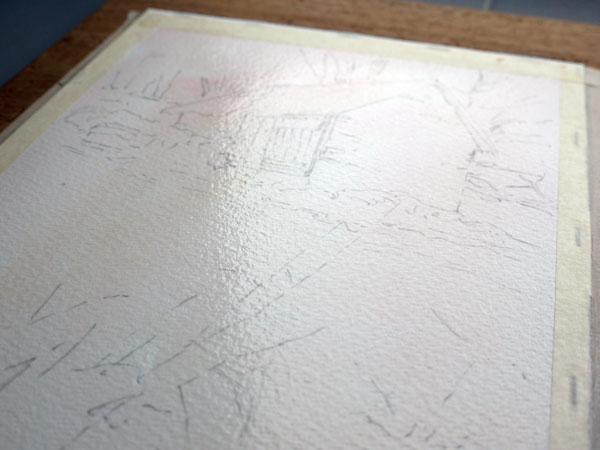 aquarelle-watercolor-baraque-neige-3