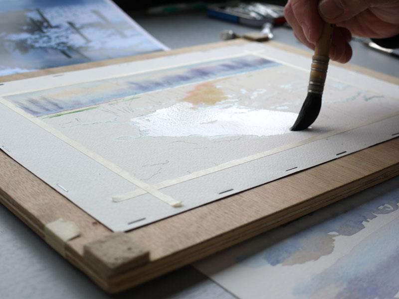 10-aquarelle-paysage-neige