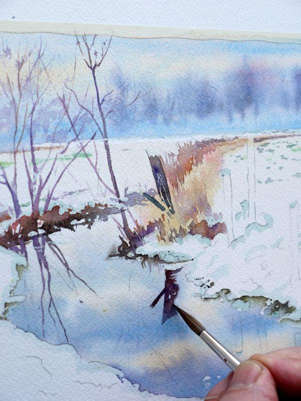32-aquarelle-paysage-neige
