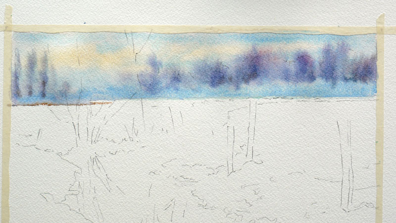 5-aquarelle-paysage-neige