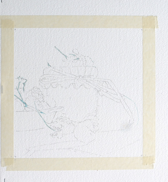 01-Aquarelle-joel-simon-esquisse-Framboises