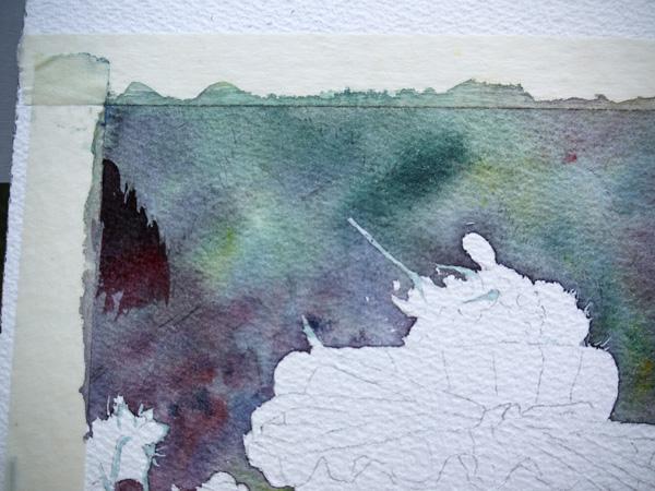 12-Aquarelle-joel-simon-feuillage-Framboises