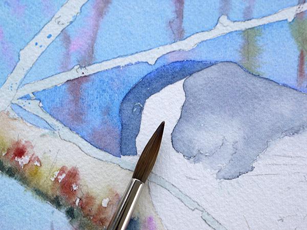 joel simon aquarelle bouvreuil 12