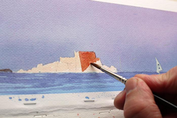 15 Fort Harbour devant st Malo
