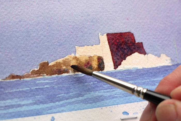 19 Fort Harbour devant st Malo