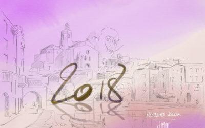 Voeux pour l'année 2018