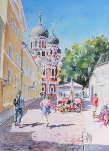 27 Escale à Tallinn