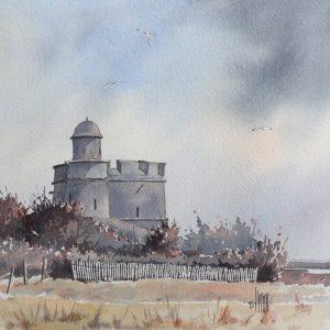 29 Fort de tatihou gris 1
