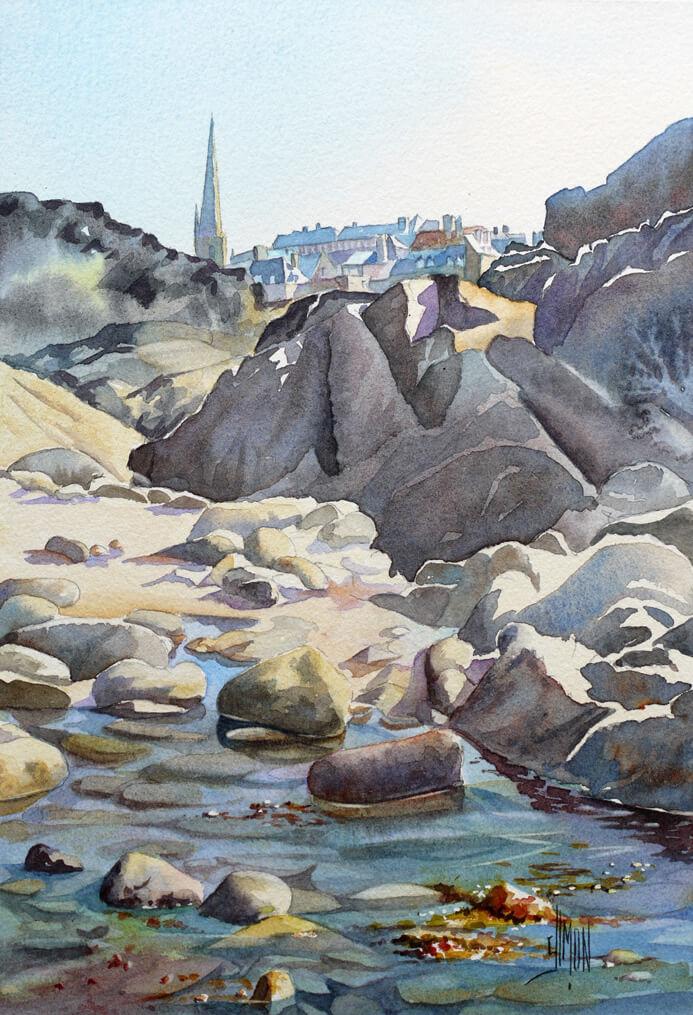 42 Rochers de St Malo