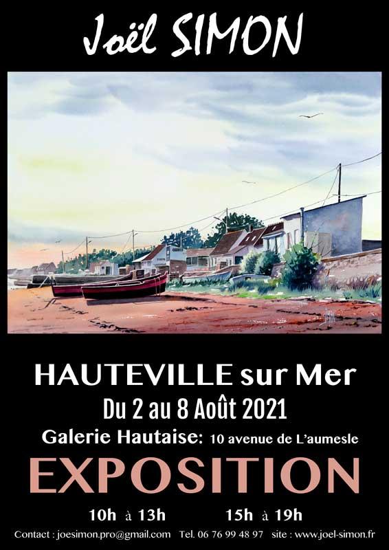 affiche exposition hauteville